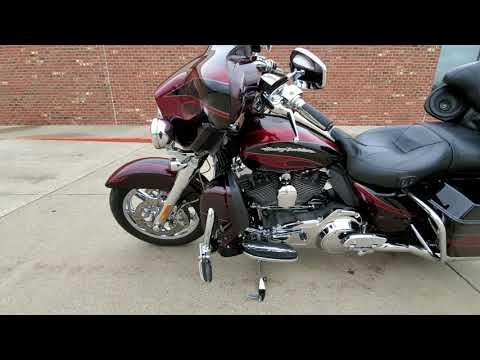 2013 Harley-Davidson CVO™ Ultra Classic® Electra Glide® in Ames, Iowa - Video 1