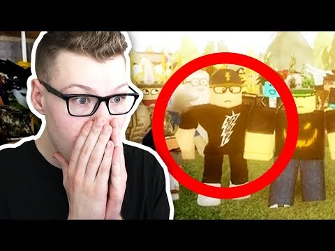 REACTING TO THE LAST GUEST MOVIE!! *I'M IN IT* (Roblox)