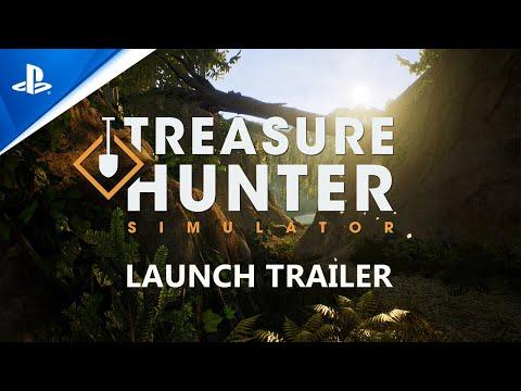 Treasure Hunter Simulator Trailer