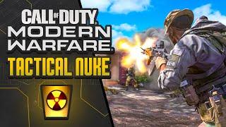INSANE GAMES! - ROAD TO TACTICAL NUKE in Modern Warfare #CoDPartner