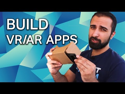 Build Your First VR/AR App Idea Now: New Online Training Course ...