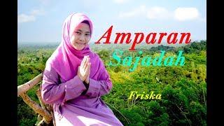 Amparan Sajadah  (Darso)  -  Friska # Pop Sunda # Cover