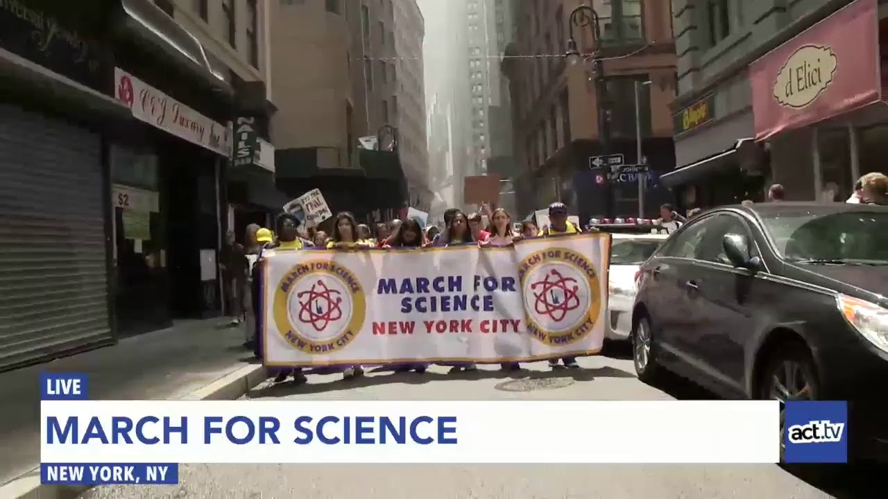March for Science 2019