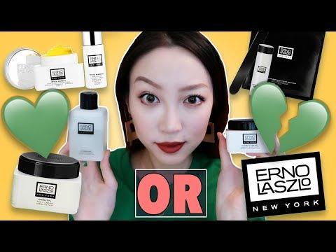 Erno Laszlo 奥伦纳素 7款热门产品评测 l Erno Laszlo one brand review