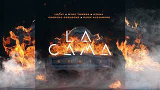 La Cama (Remix) Lunay X Myke Towers X Ozuna ft. Chencho Corleone, Rauw Alejandro (Audio Oficial)