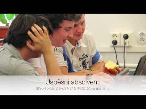 SOŠ Net Office Orlová, spol. s r. o | Uvodní video
