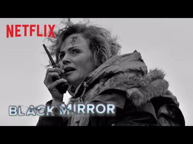 White Christmas Black Mirror Poster.Black Mirror Season 4 Will Release December 29 On Netflix