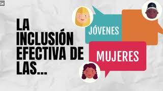 Acciones del CNE a favor de la participación política de las mujeres.