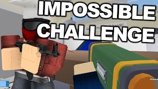Arsenal But If I Get Mad The Video Ends | ROBLOX