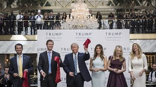 Trump Org Brags About All the Foreign Money Thrown at Its Washington Hotel  - News