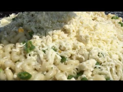 Pasta from Hell - Cheesy Pasta with Farm Fresh Green Chilies - Best pasta recipe you should try Once