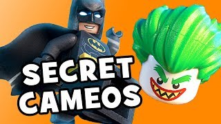 Lego Batman Movie VILLAINS & SECRET CAMEOS Explained