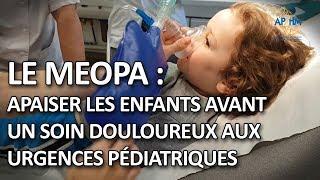 Le MEOPA : Apaiser Les Enfants Avant Un Soin Douloureux Aux Urgences Pédiatriques