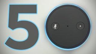 50 Alexa Voice Commands (Amazon Echo)