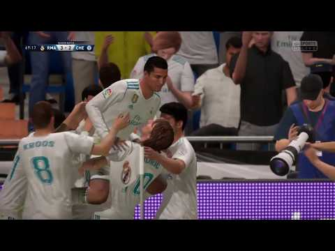FIFA 19 CHAMPIONS LEAGUE GAMEPLAY Real Mardrid vs Chelsea