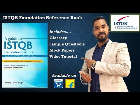 ISTQB Foundation Reference Book | ISTQB Foundation 2018 Study ...