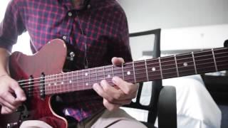 Obra Maestra (Romeo Santos) Guitar Cover
