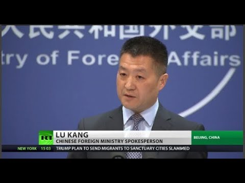 Chinese diplomats question Pompeo's sanity