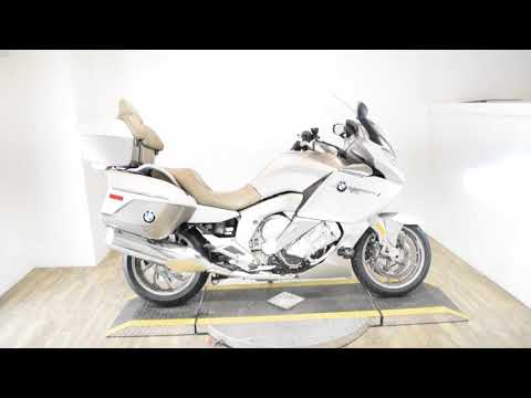 2015 BMW K 1600 GTL Exclusive in Wauconda, Illinois - Video 1