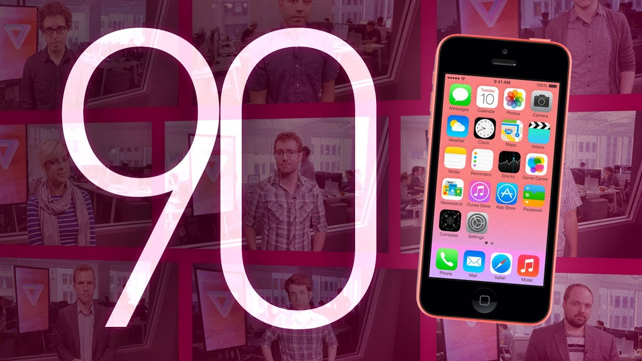 Wearables, iPhone cutbacks, and 'Raiders of the Lost Ark': 90 Seconds on The Verge thumbnail