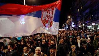 Как изменилась Сербия за 11 лет независимости Косова? Обсуждение на RTVI
