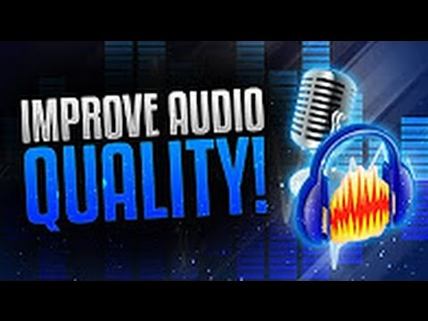 How to make a cheap mic sound more crisp and clear using Audacity