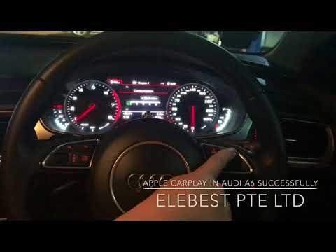 Download Audi A6 A7 Applecarplay Video 3GP Mp4 FLV HD Mp3 Download