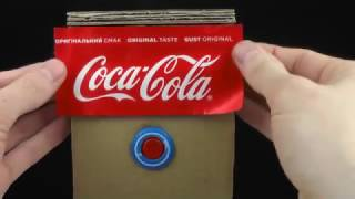 How to Make Coca Cola Soda Fountain Machine at Home