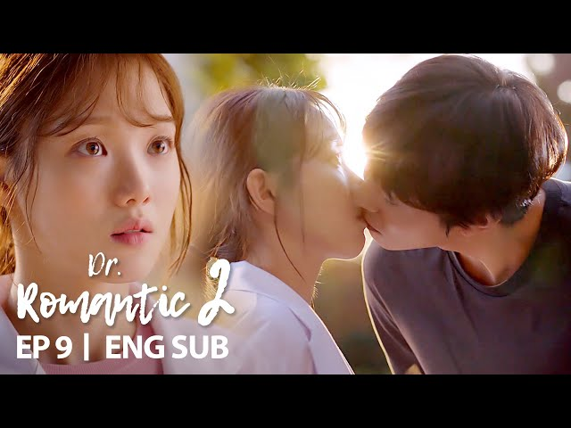 The Way Ahn Hyo Seop Can Reset Lee Sung Kyoung's Mind Immediately [Dr. Romantic 2 Ep 9]