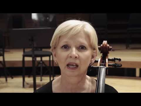 Sylvie Lambert nous parle des cordes