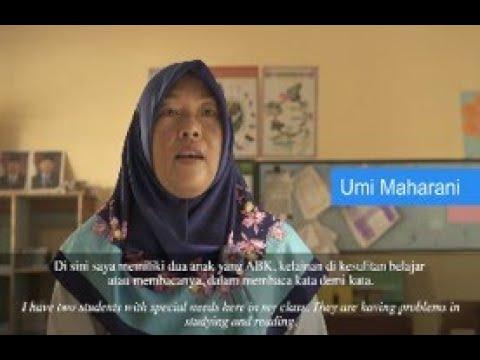 Lombok Tengah, NTB – Cerita ide pembelajaran Umi Maharani