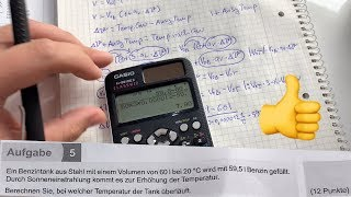 Prüfungsvorbereitung Industriemeister Metall NTG Wärmelehre BQ