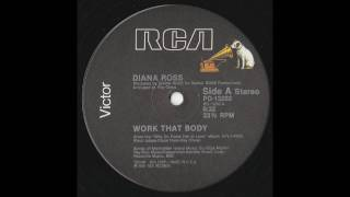 Diana Ross - Work That Body (Long Mix)