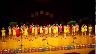 聖育幼兒園20140803畢業典禮表演5-1