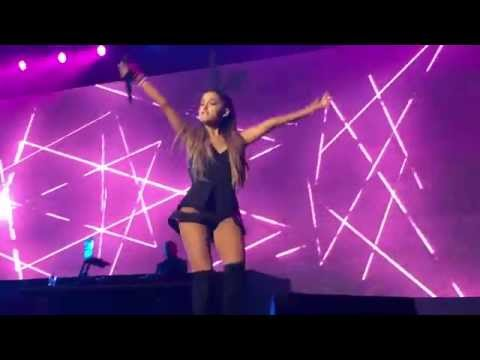 "Ariana Grande - Honeymoon Tour / Mexico City - ""Love Me Harder"" ft. The Weekend"