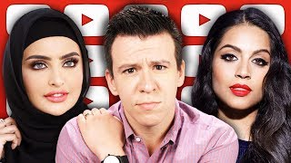 "DISGUSTING! Sondos Alqattan ""Servant"" Controversy, Dan Harmon Backlash, Greece, & YT Defection"