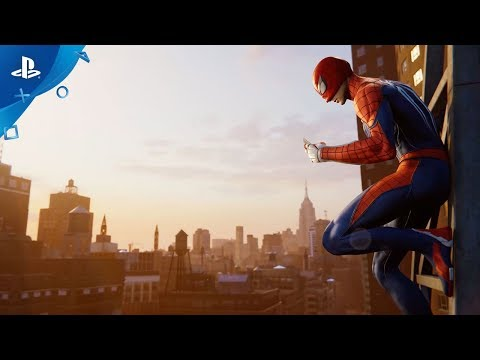 E3 2018 Show Floor Demo de Spider-Man