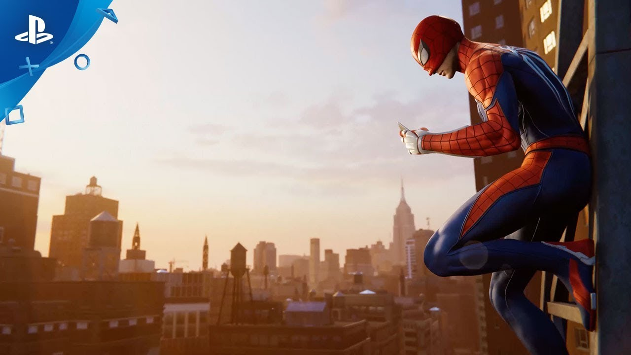 Playing Marvel's Spider-Man Made Me Feel Like Spider-Man