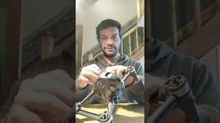 Dji fpv drone upgrade y herramientas