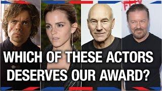 Who Deserves an Angly Award? - Anglophenia Ep 15