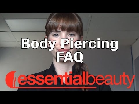 Body Arts Piercing Prices Doncaster
