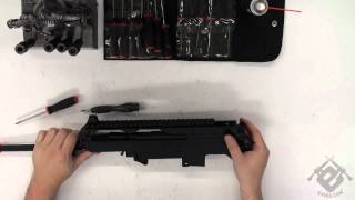 Inner barrel G36 inspection (take down)