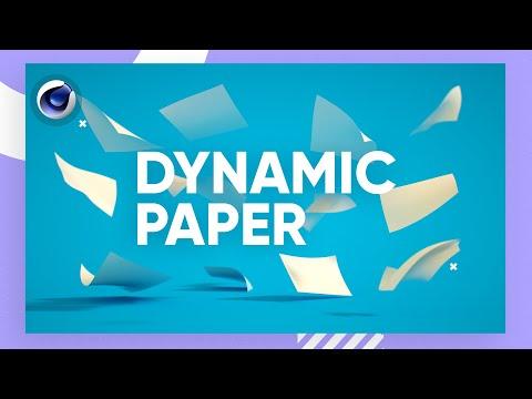 Dynamic Paper