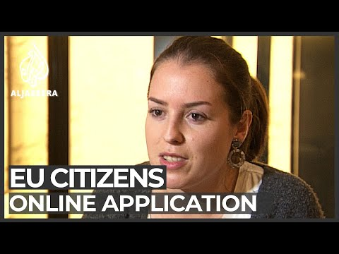 EU citizens must now apply online to legally stay in UK