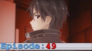Sword Art Online: Hollow Fragment Ep 49: PvP -Kirito vs PoH-