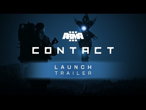 Arma 3 Contact - Launch Trailer thumbnail
