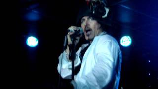 Adam Ant - Wonderful - Live @ St Osyth
