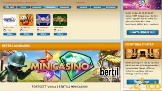 Bertil Casino Video