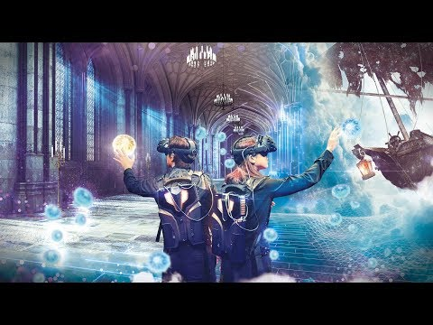 今年の夏は、魔法旅行へ!魔法じかけのVRテーマパーク「ティフォニウム」