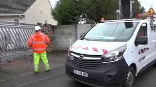 Inauguration d'un Noeud de Raccordement Numérique - Méry-sur-Oise